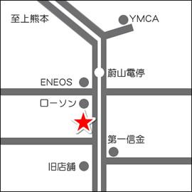 新町 Salonマップ
